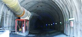 Gikesa Control de túneles