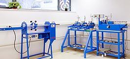 Gikesa Geotecnia en laboratorio