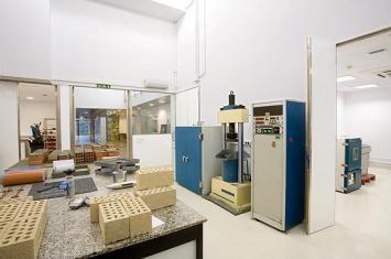Materialen laborategia