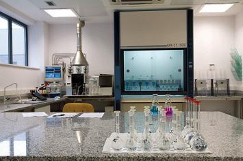 Laboratorio de medio ambiente